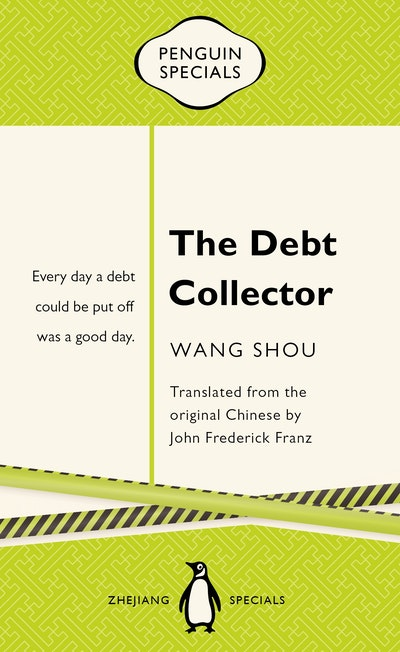 The Debt Collector: Penguin Specials
