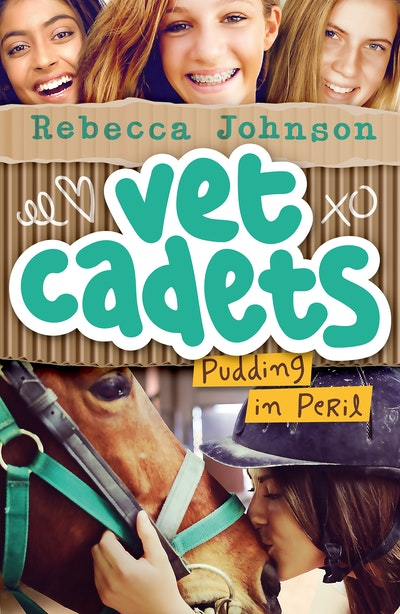Vet Cadets: Pudding in Peril (BK2)