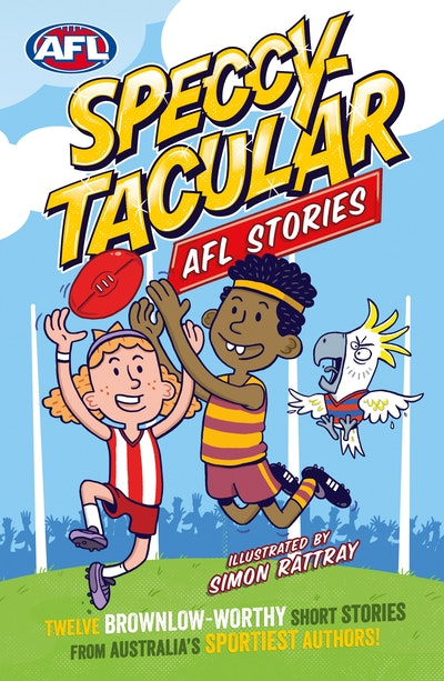Speccy-tacular Footy Stories