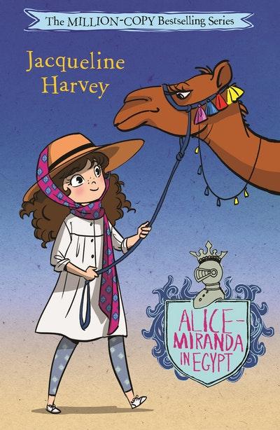 Alice-Miranda in Egypt