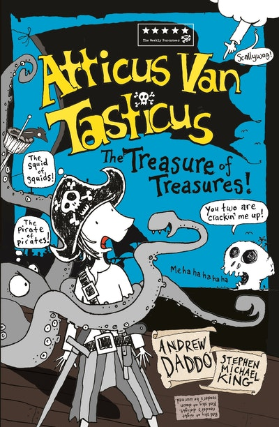 Atticus Van Tasticus 3: The Treasure of Treasures