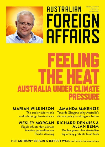 Feeling the Heat; Australia Under Climate Pressure