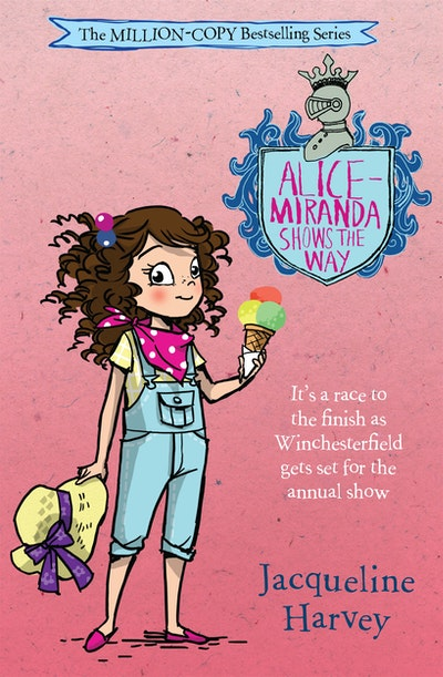 Alice-Miranda Shows the Way