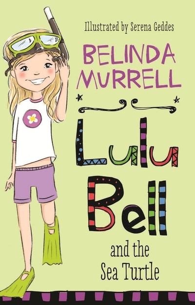 Lulu Bell and the Sea Turtle