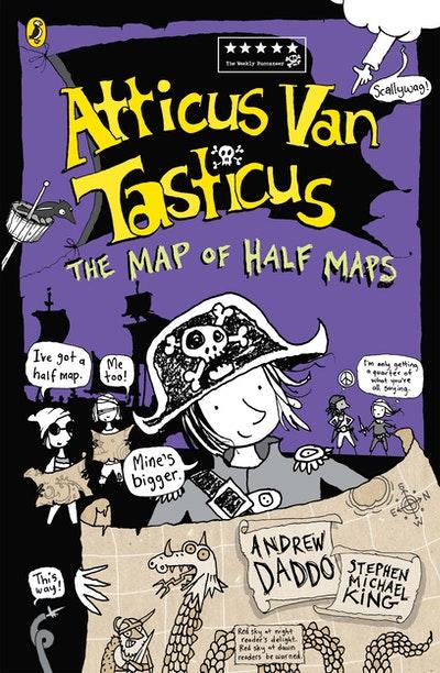 Atticus Van Tasticus 2: The Map of Half Maps