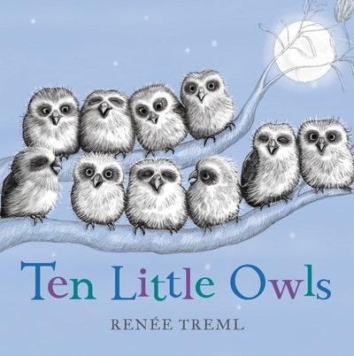 Ten Little Owls