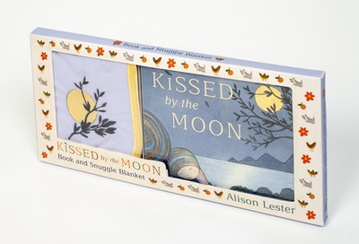 Kissed by the Moon: Book and Snuggle Blanket Box Set