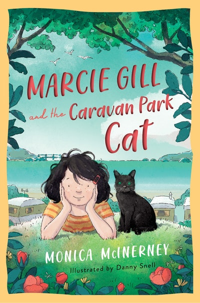 Marcie Gill and the Caravan Park Cat
