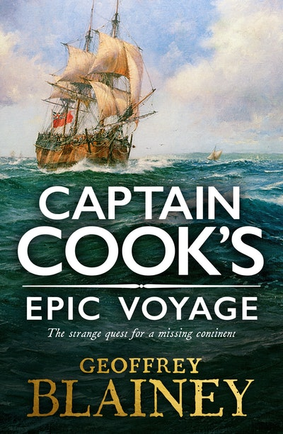 Captain Cook's Epic Voyage
