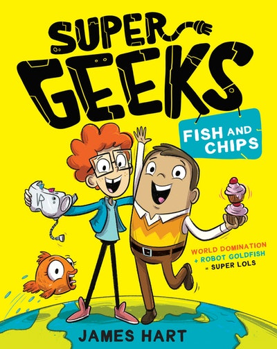 Super Geeks 1: Fish and Chips