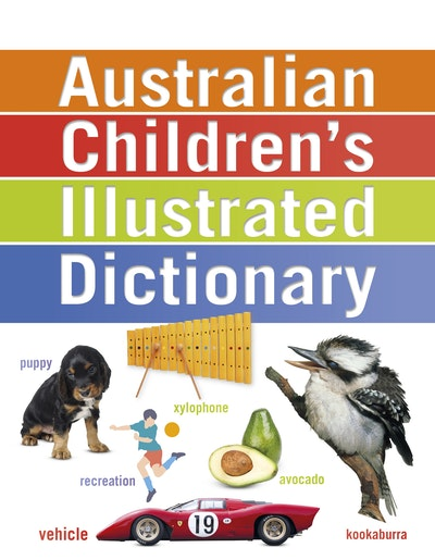 Australian Children's Illustrated Dictionary