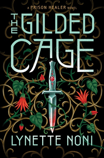 The Gilded Cage (The Prison Healer Book 2)