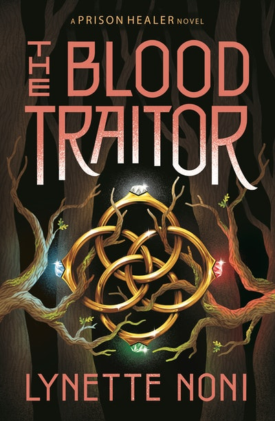 The Blood Traitor (The Prison Healer Book 3)