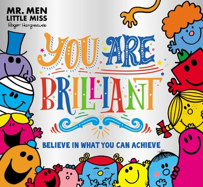 Mr Men: You Are Brilliant