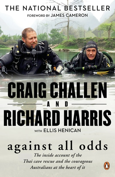 Craig Challen and Richard Harris at Seymour Centre for Gleebooks