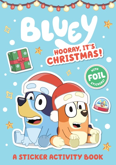 Bluey: Hooray, It's Christmas!