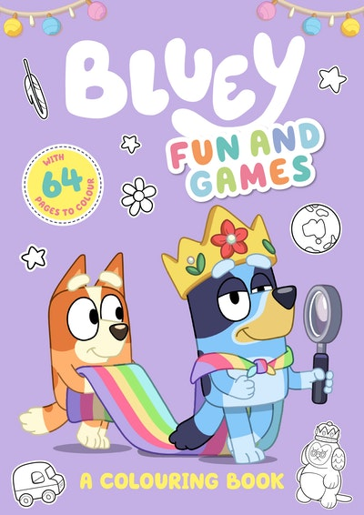 Bluey: Fun and Games