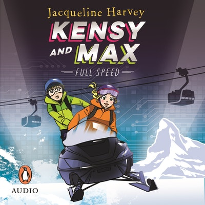 Kensy and Max 6: Full Speed