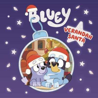 Bluey: Verandah Santa