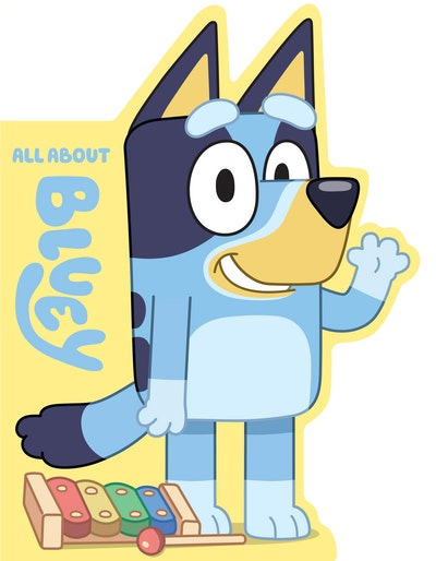 Bluey: All About Bluey