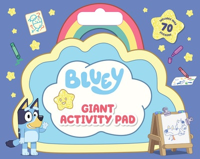 Bluey: Giant Activity Pad