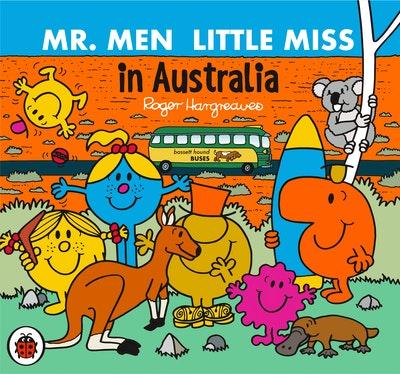 Mr Men: Mr Men in Australia