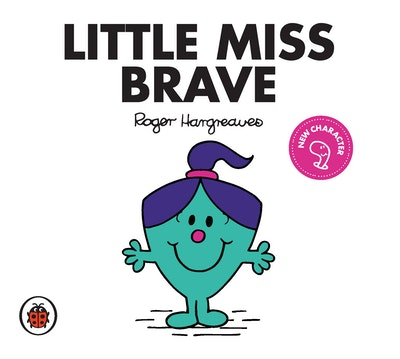 Little Miss Brave V37: Mr Men and Little Miss