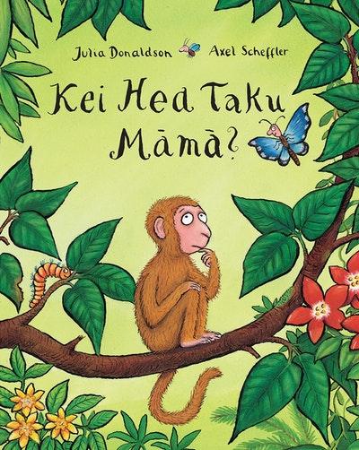 Kei Hea Taku Mama - Monkey Puzzle