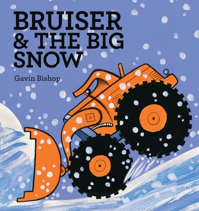 Bruiser & the Big Snow