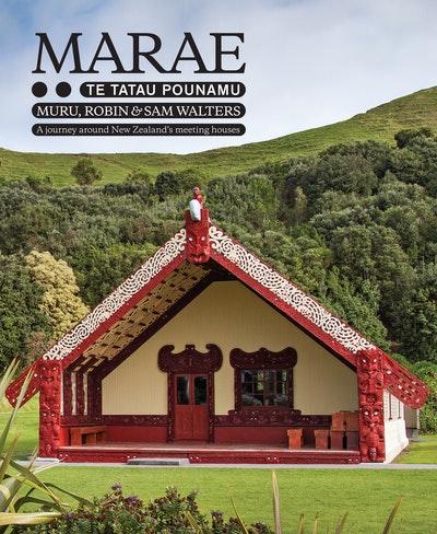 Marae — Te Tatau Pounamu