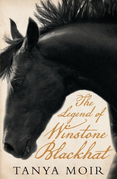 The Legend of Winstone Blackhat