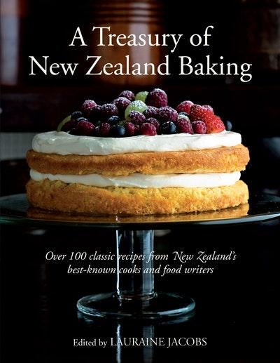 A Treasury of New Zealand Baking