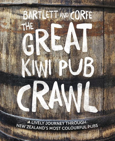 The Great Kiwi Pub Crawl
