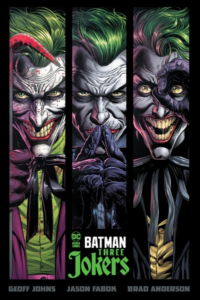 Batman  The Three Jokers