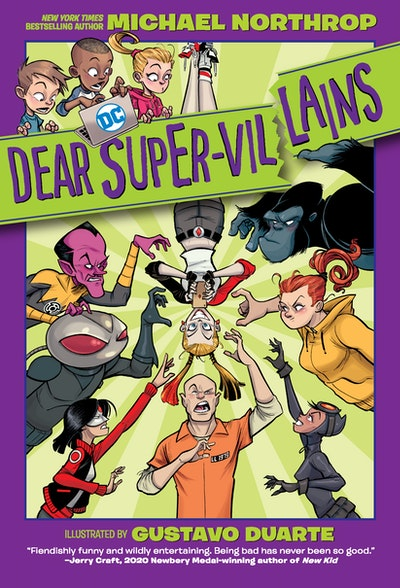 Dear Super-Villains
