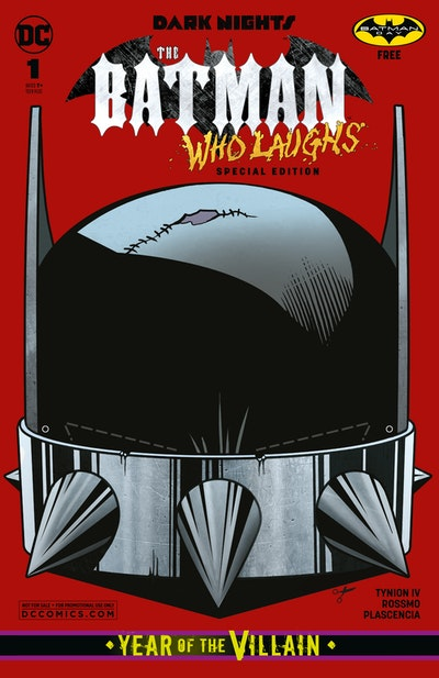 Dark Nights: The Batman Who Laughs #1 Batman Day Special