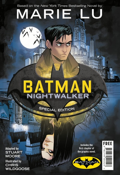 Batman Nightwalker: Batman Day Special