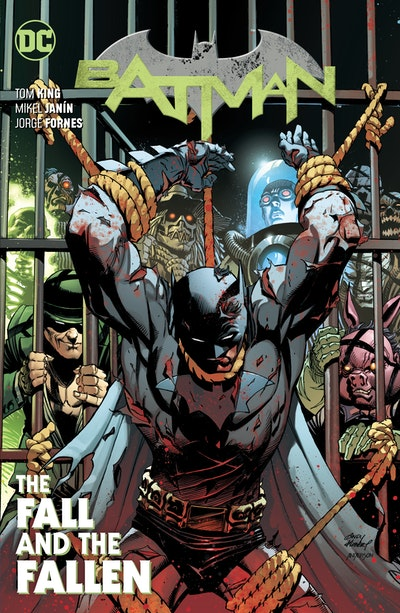 Batman Vol. 11 The Fall and the Fallen