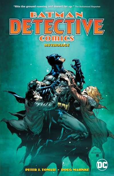 Batman Detective Comics Vol. 1: Mythology