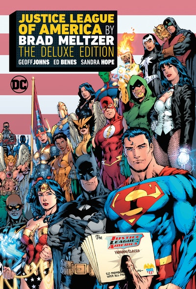 Justice League of America by Brad Meltzer
