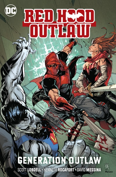 Red Hood: Outlaw Vol. 3