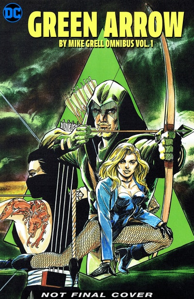 Green Arrow by Mike Grell Omnibus Vol. 1
