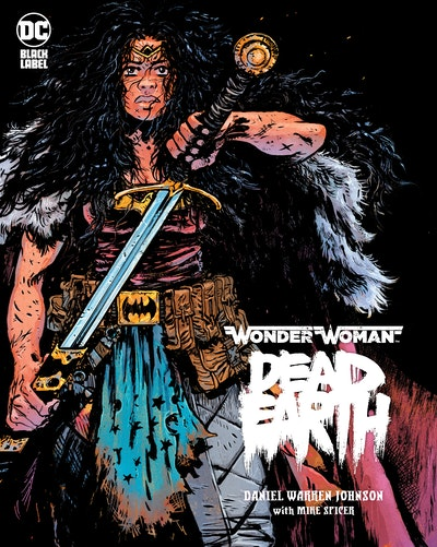 Wonder Woman  Dead Earth