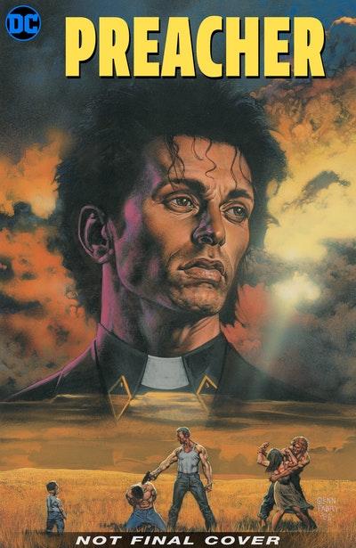 Preacher The 25th Anniversary Omnibus Vol. 1