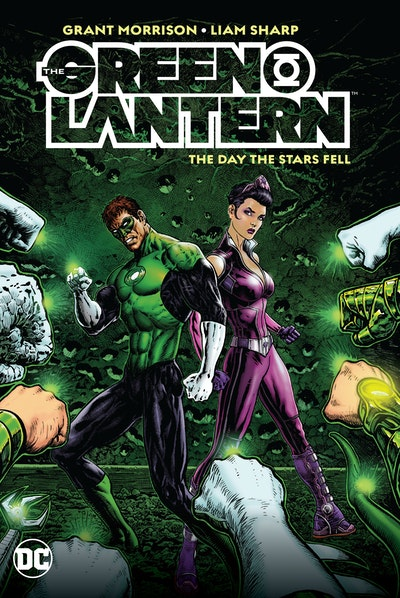 The Green Lantern Vol. 2 The Day the Stars Fell