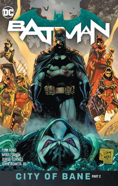 Batman Vol. 13 The City of Bane Part 2