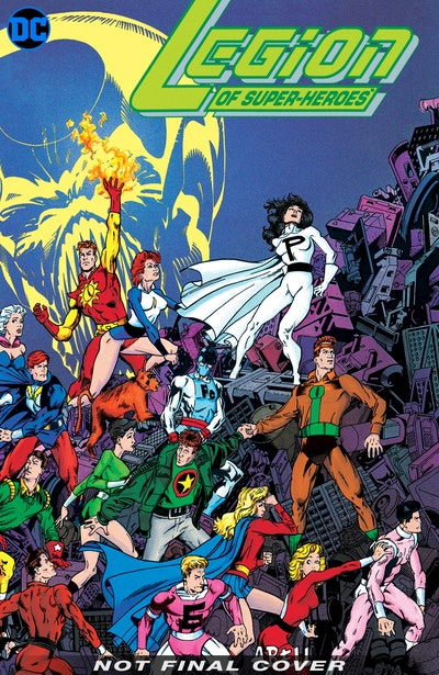 Legion of Super-Heroes Five Years Later Omnibus Vol. 1