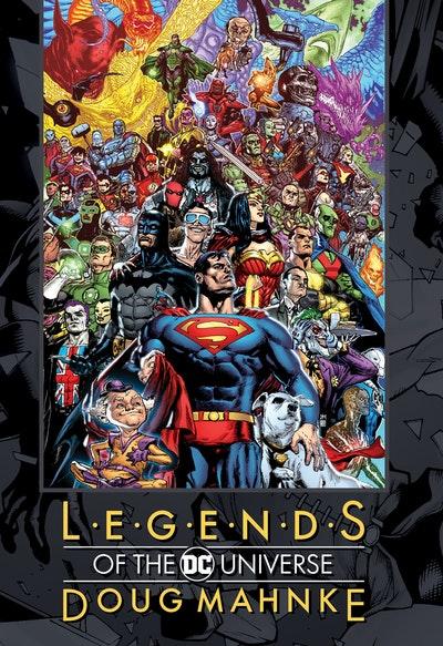 Legends of the DC Universe:Doug Mahnke