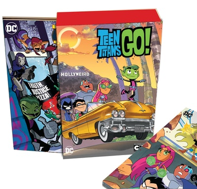 Teen Titans Go! vs. Teen Titans Go! Box Set