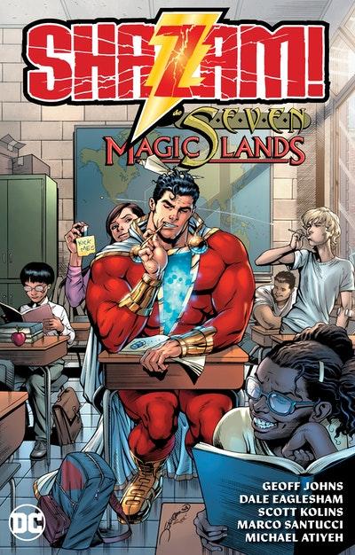 Shazam The Seven Magic Lands